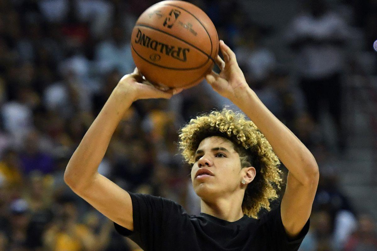 Cartoon Lamelo Ball Wallpaper Pictures To Pin On Pinterest