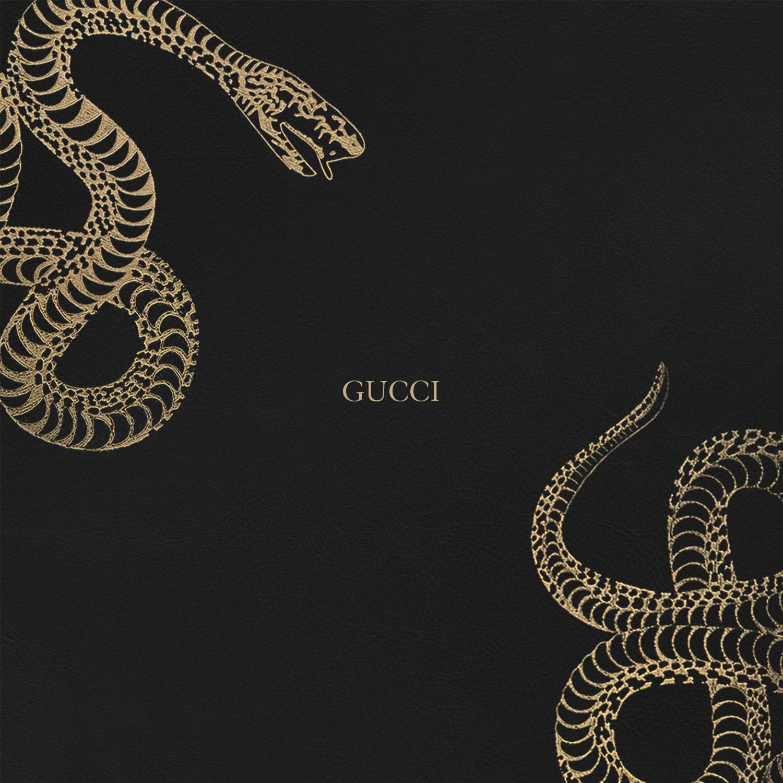 Gucci Snake Wallpaper 4k