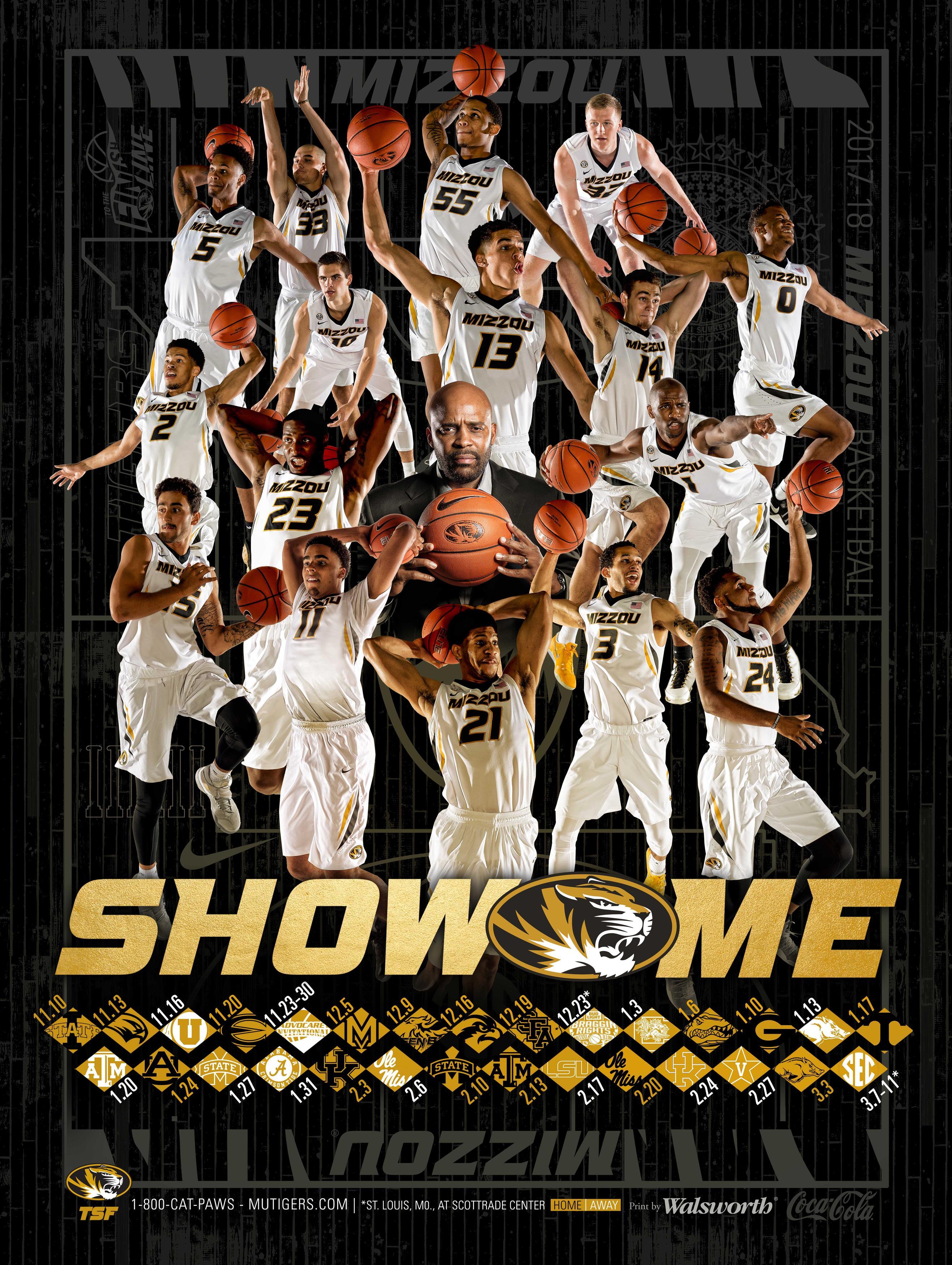 mizzou basketball wallpapers