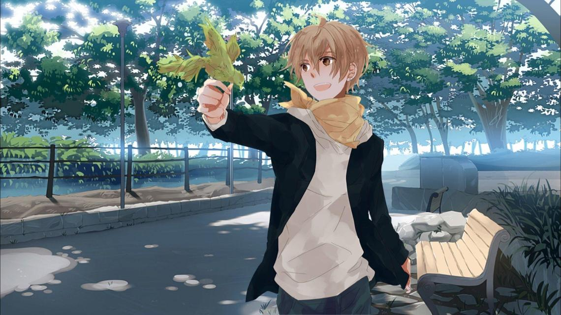 Cute Anime Boy Wallpapers Wallpaper Cave