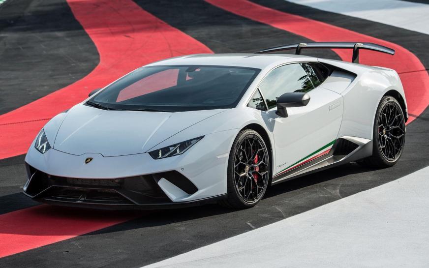 Lamborghini Huracán Spyder Performante Wallpapers ...