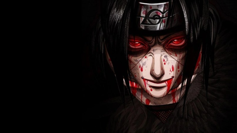 Mangekyou Sharingan Sasuke Wallpapers Wallpaper Cave