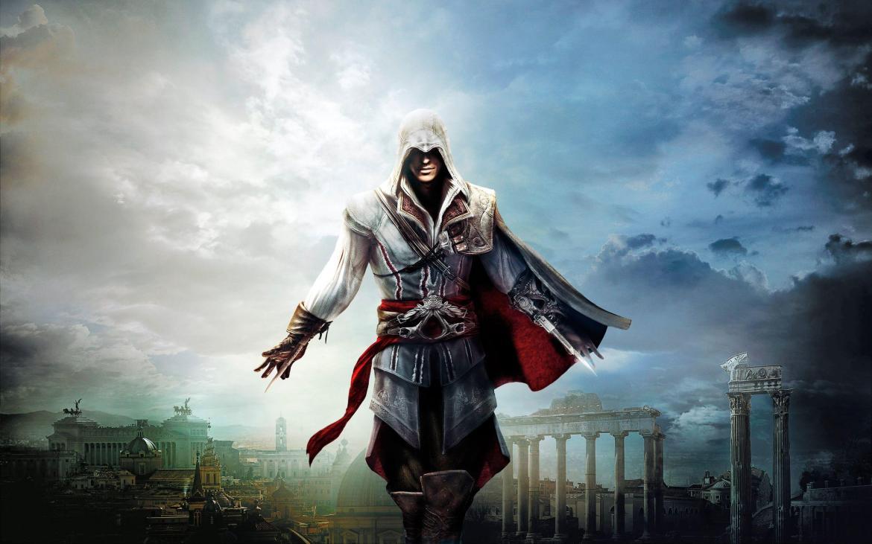 Assassins Creed Ezio Wallpapers HD - Wallpaper Cave