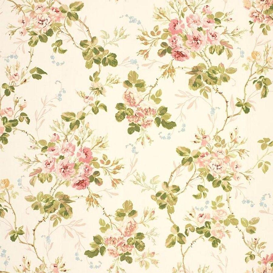 Vintage Flower Wallpapers Wallpaper Cave