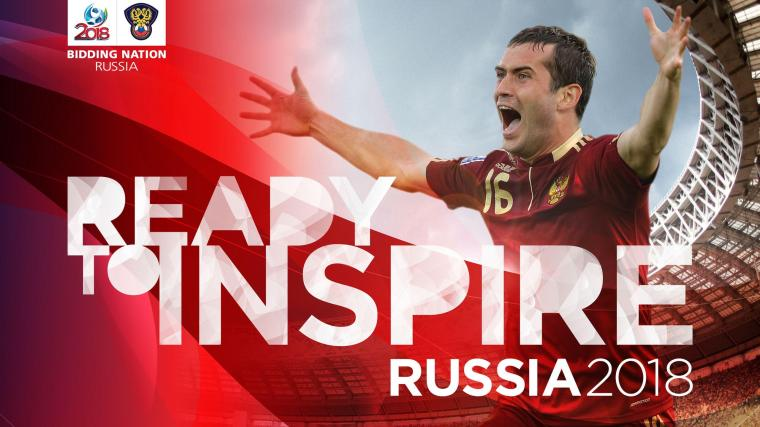 Kerzhakov FIFA World Cup 2018 Russia Wallpapers | HD Wallpapers | ID ...
