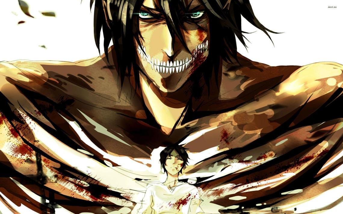 Attack On Titan Eren Yeager Wallpapers Wallpaper Cave