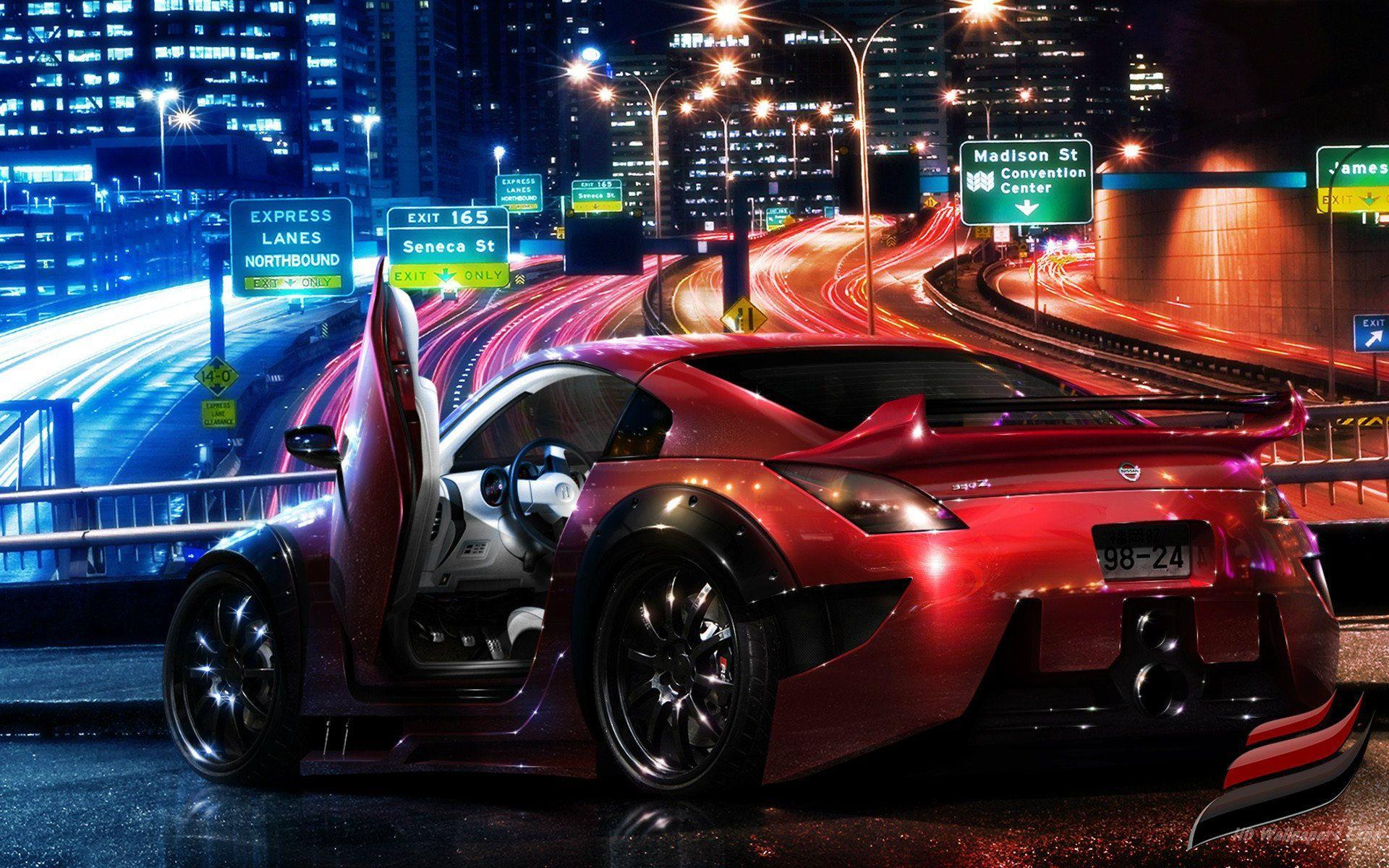 Hd Car Game Wallpapers P