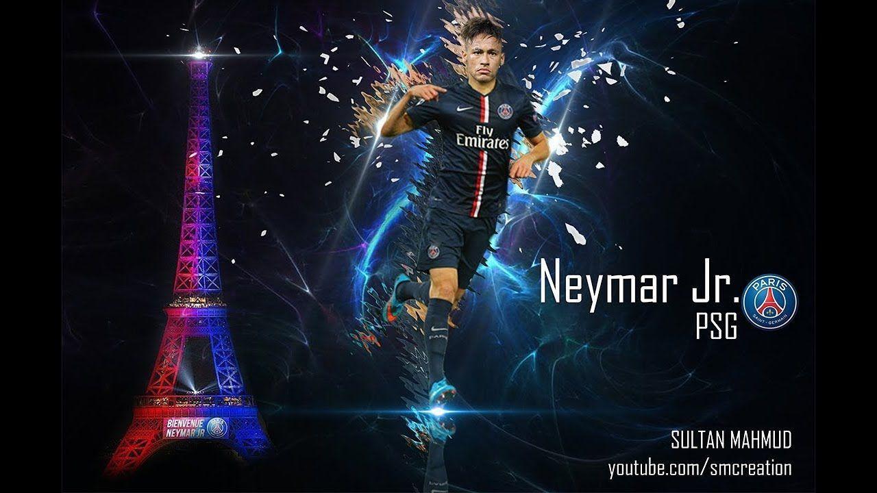 neymar computer psg wallpapers