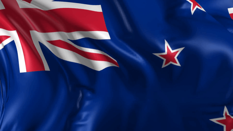 New Zealand Flag Hd Wallpaper Djiwallpaperco