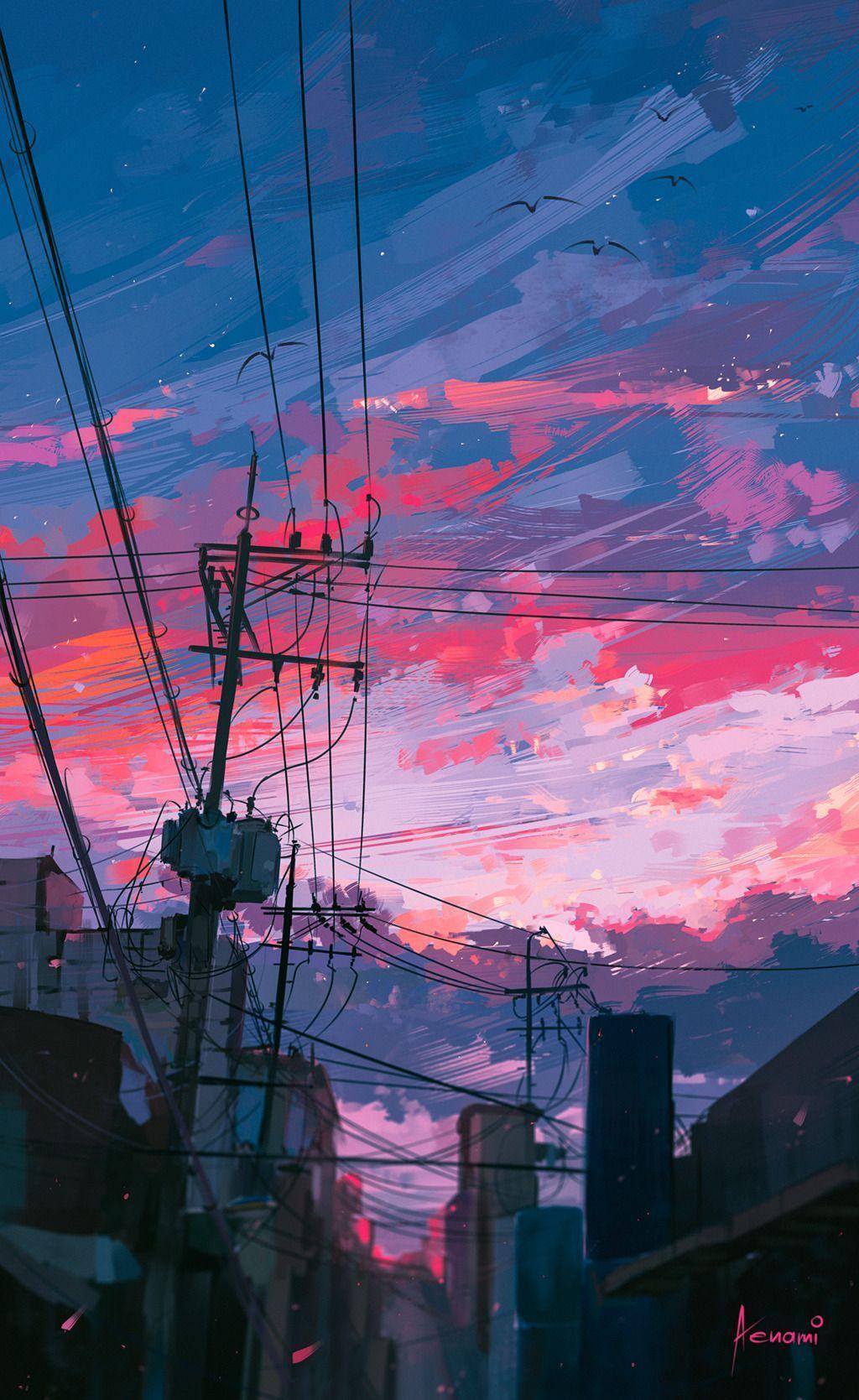 Anime Aesthetic Wallpaper Zona Ilmu 10