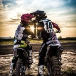Bike Rider Couple Wallpapers Wallpaper Cave