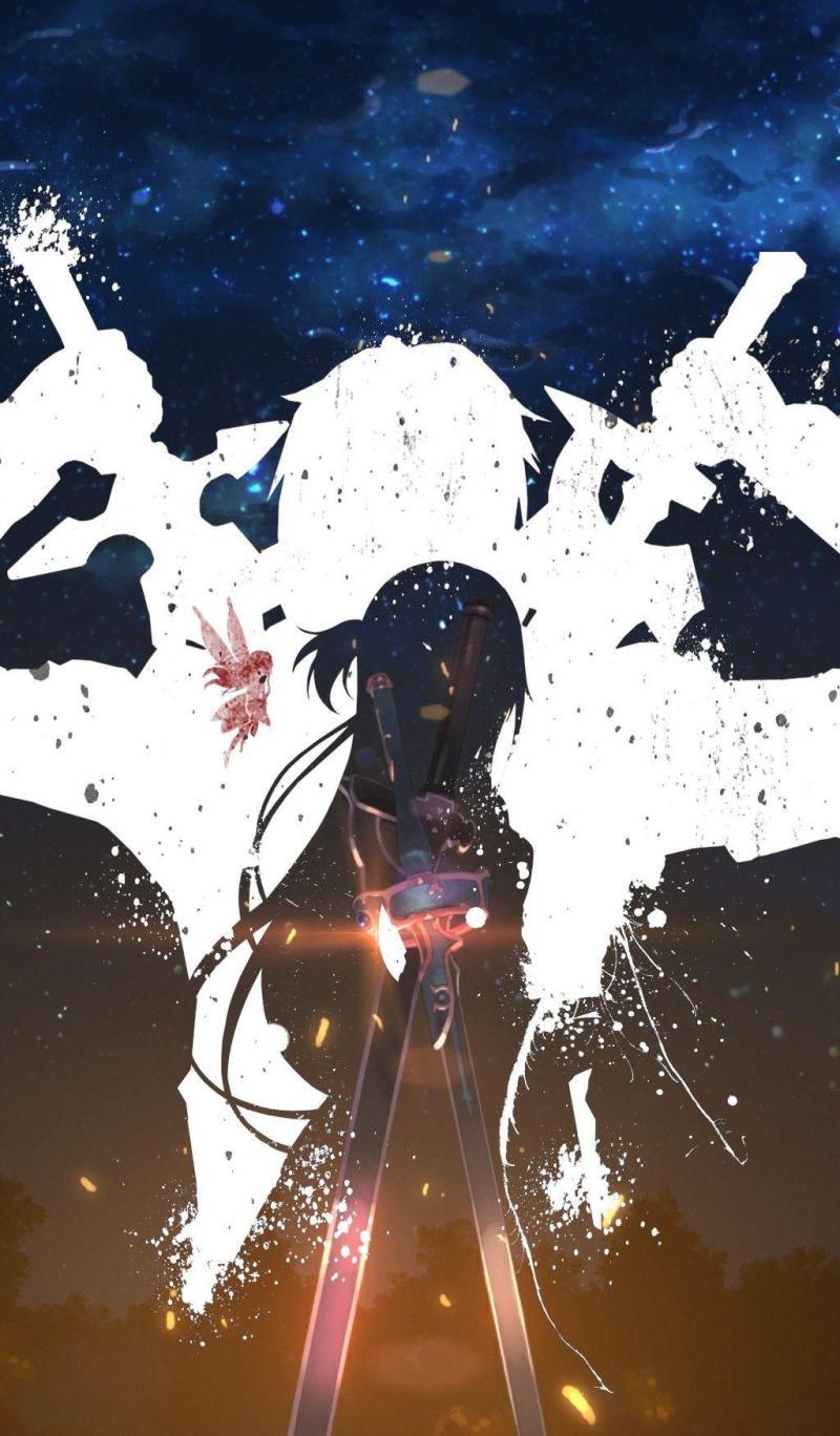 Sword Art Online Iphone Wallpaper | goodpict1st org