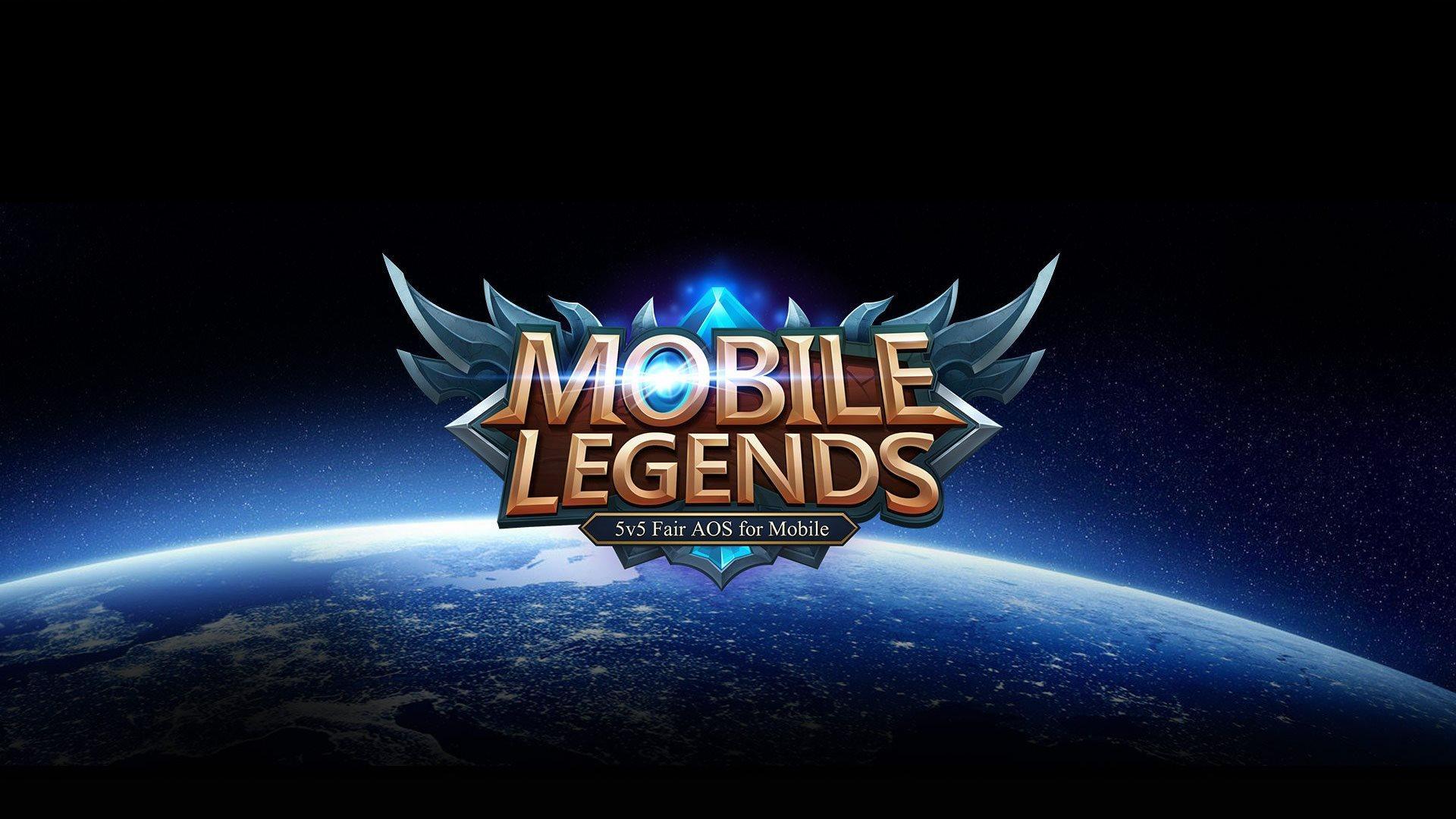 Mobile Legend Logo 4k Hd Wallpapers Wallpaper Cave