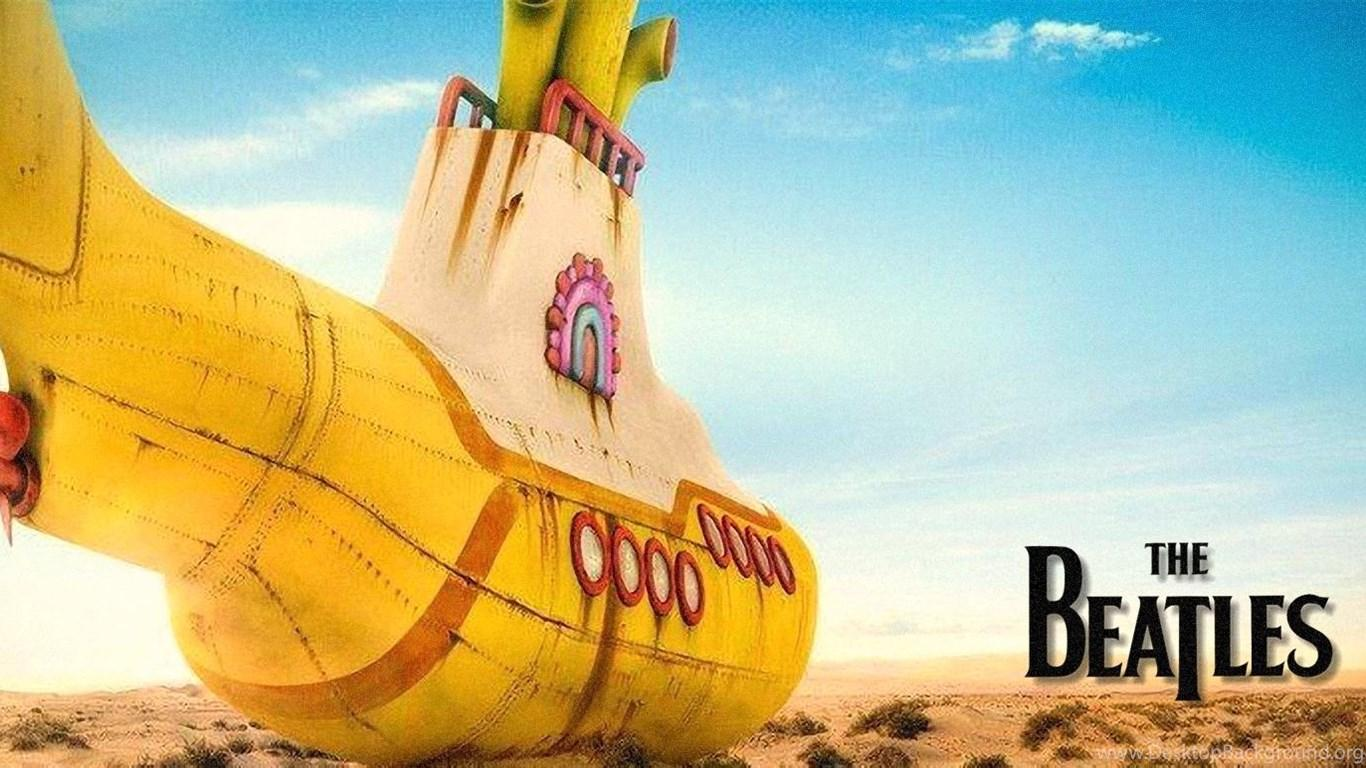 yellow submarine wallpapers - wallpaper cave