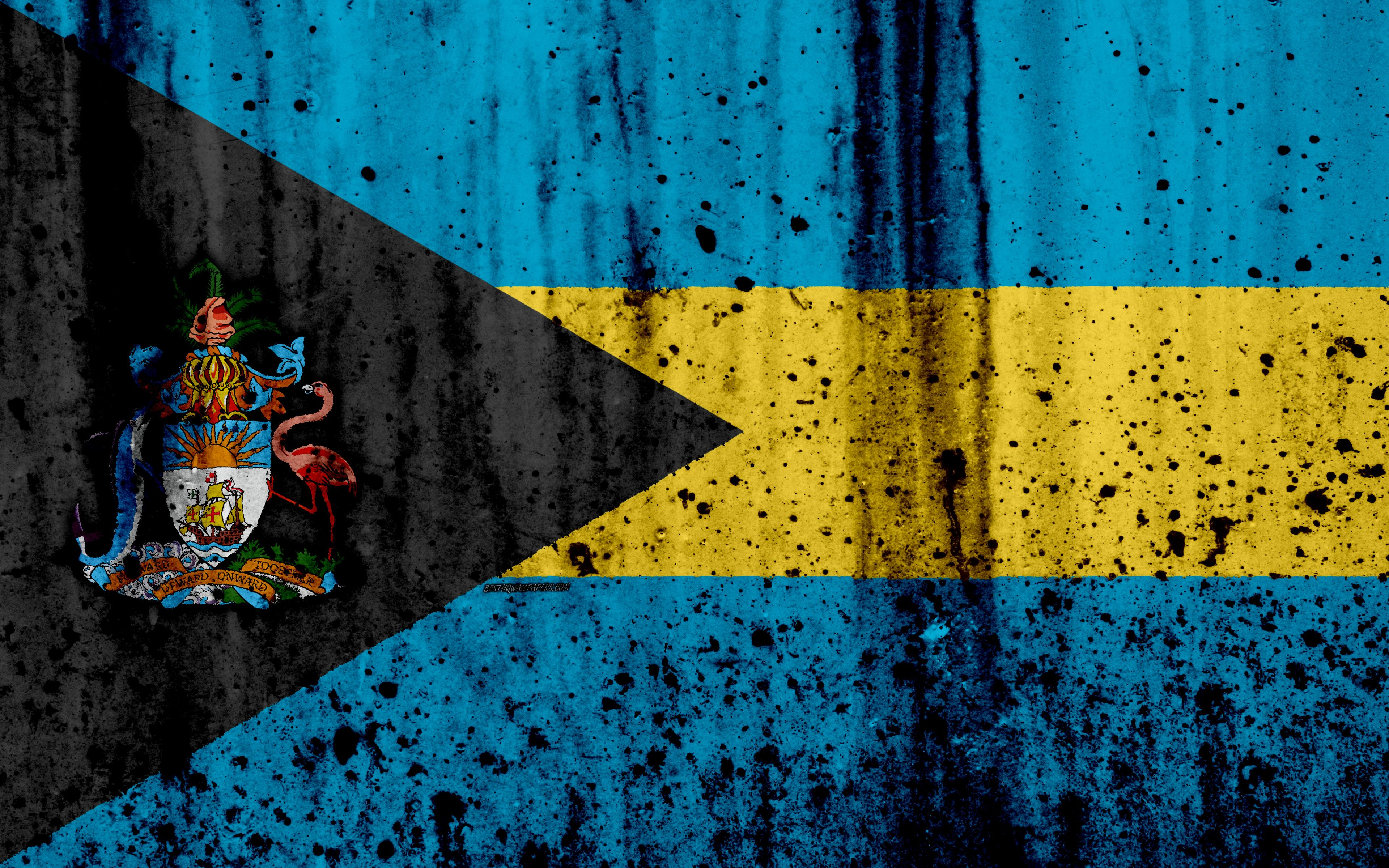 Bahamas Flag Wallpapers