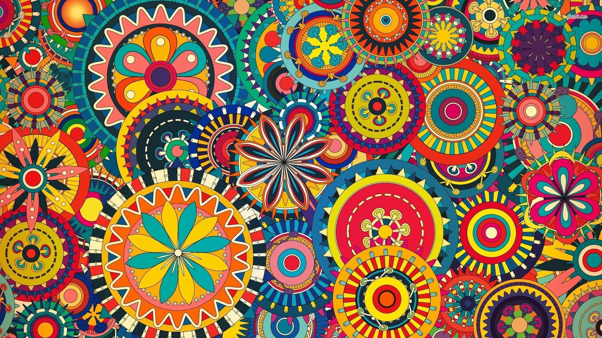 Flower Pattern Wallpapers Wallpaper Cave