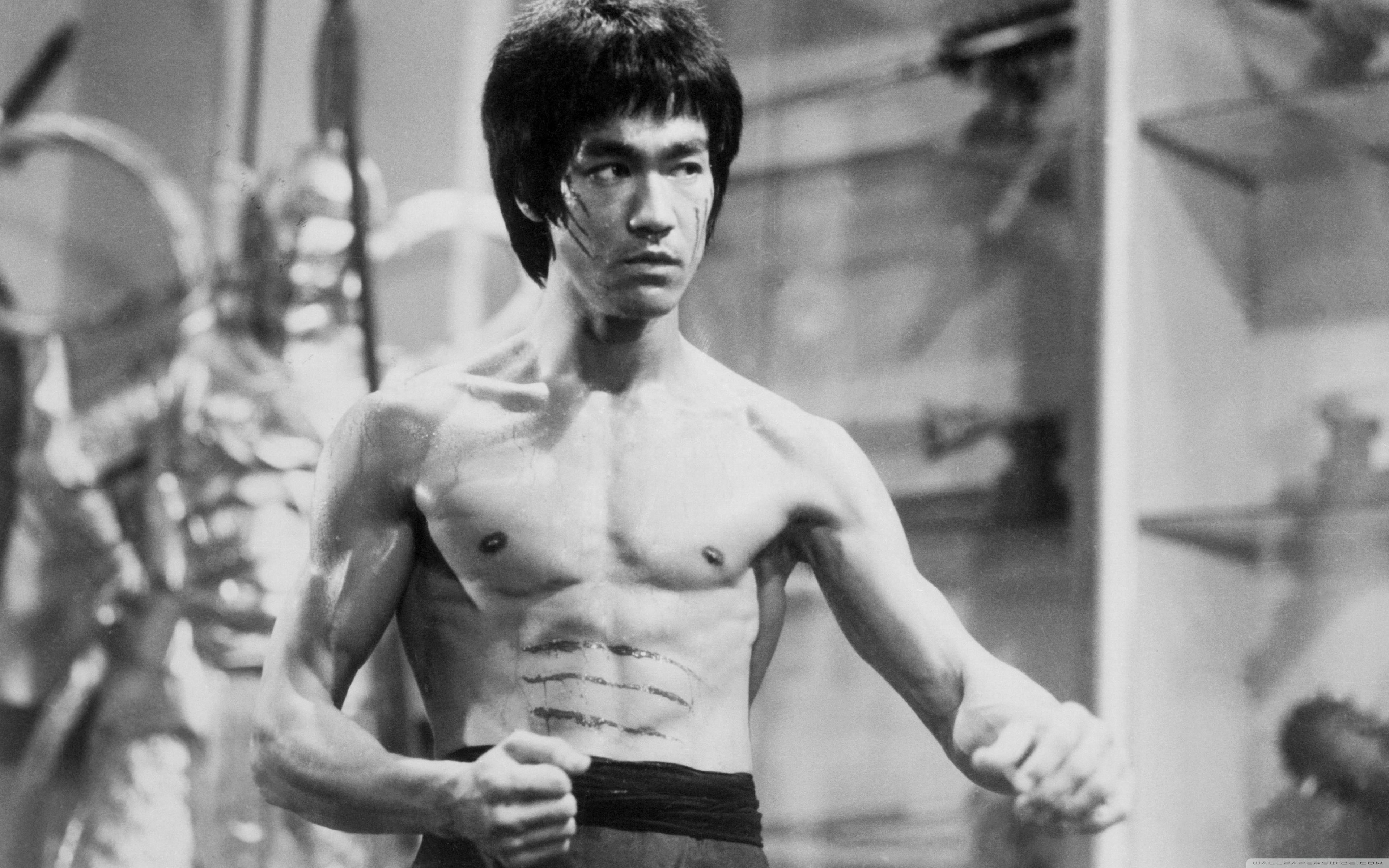 Bruce Lee 4k Wallpapers Wallpaper Cave