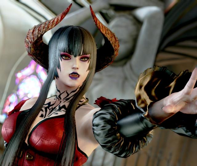 Eliza Tekken Wallpapers Wallpaper Cave