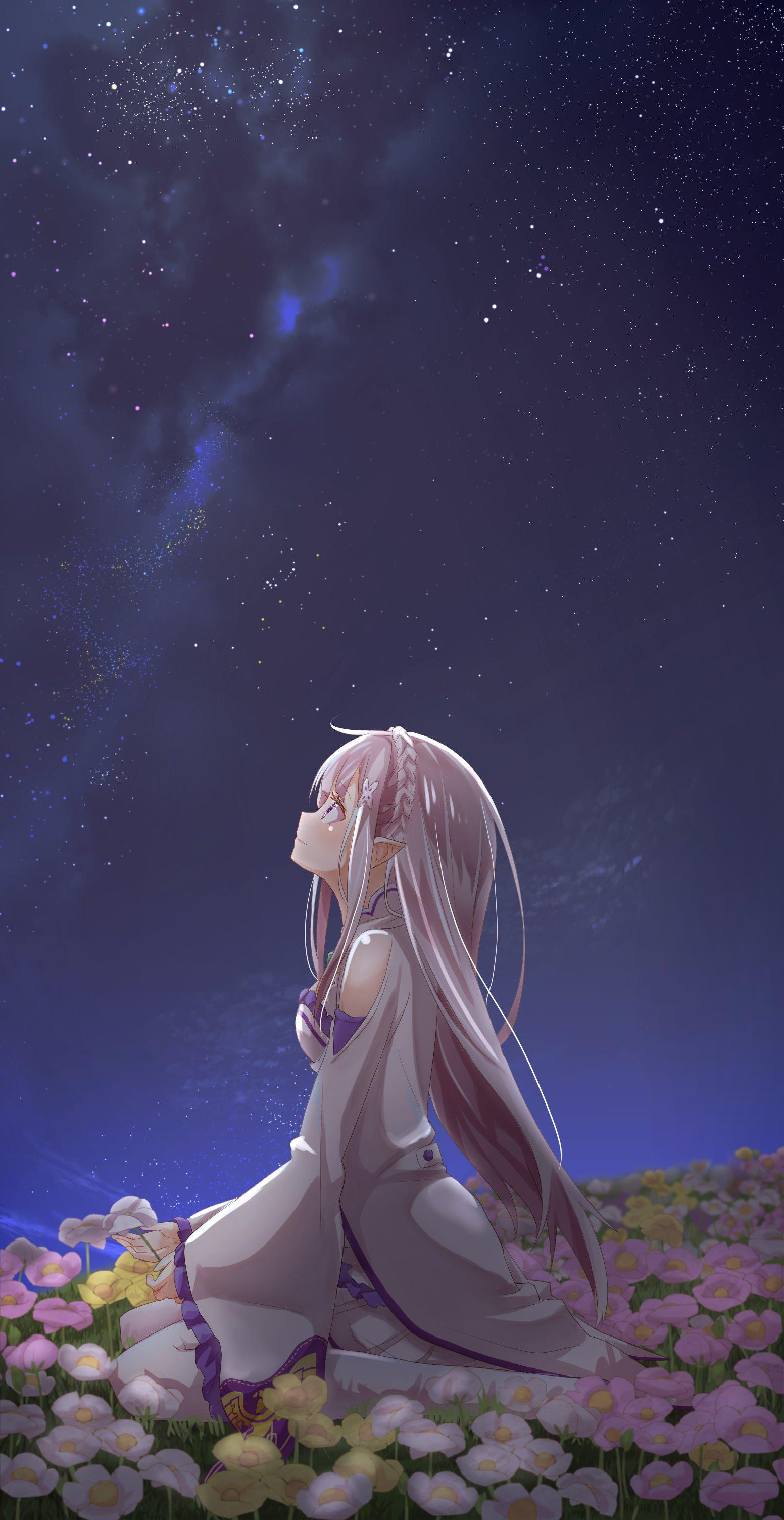 Anime Iphone Wallpapers Wallpaper Cave