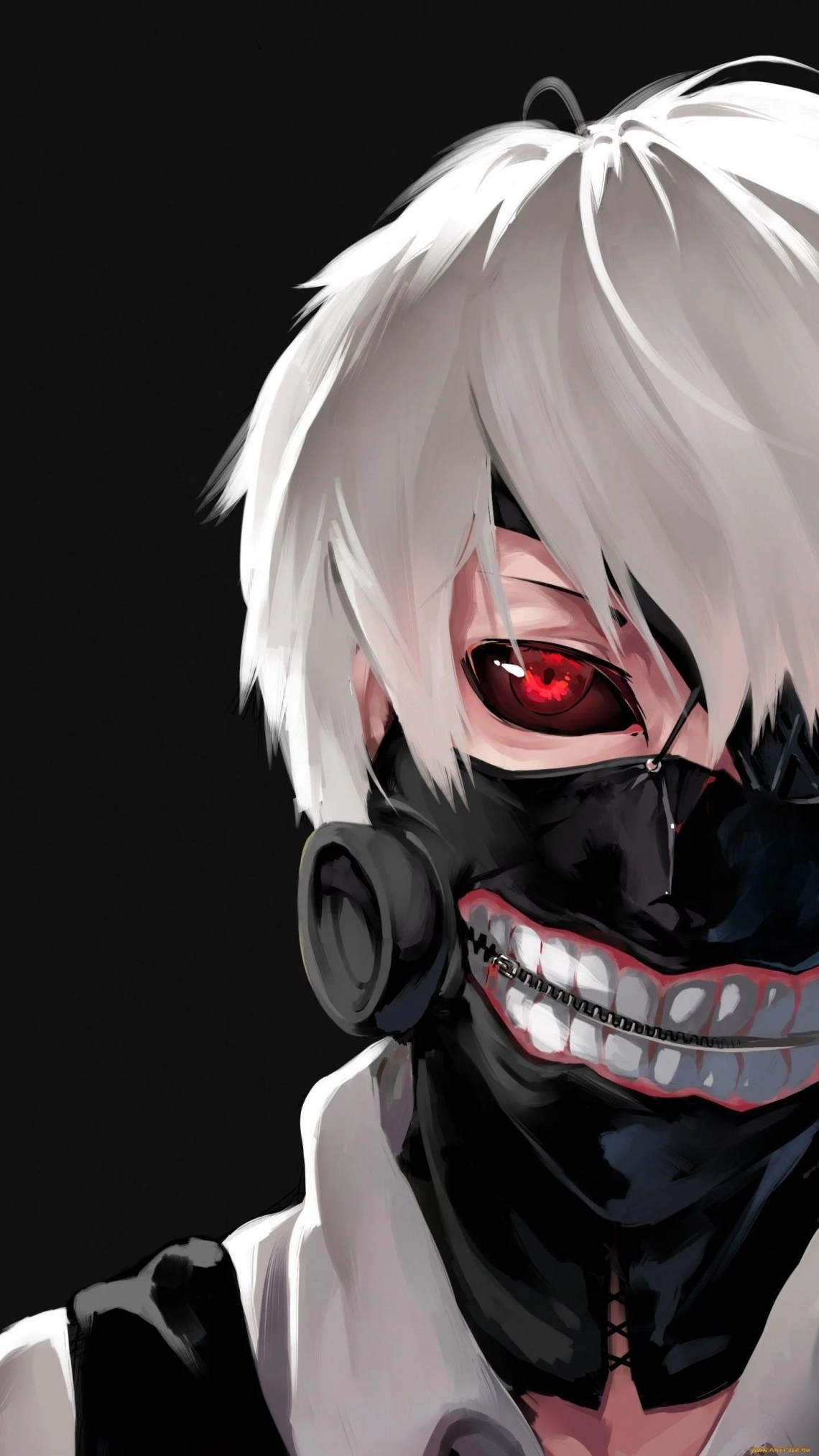 Tokyo Ghoul Android Phone Wallpapers Wallpaper Cave