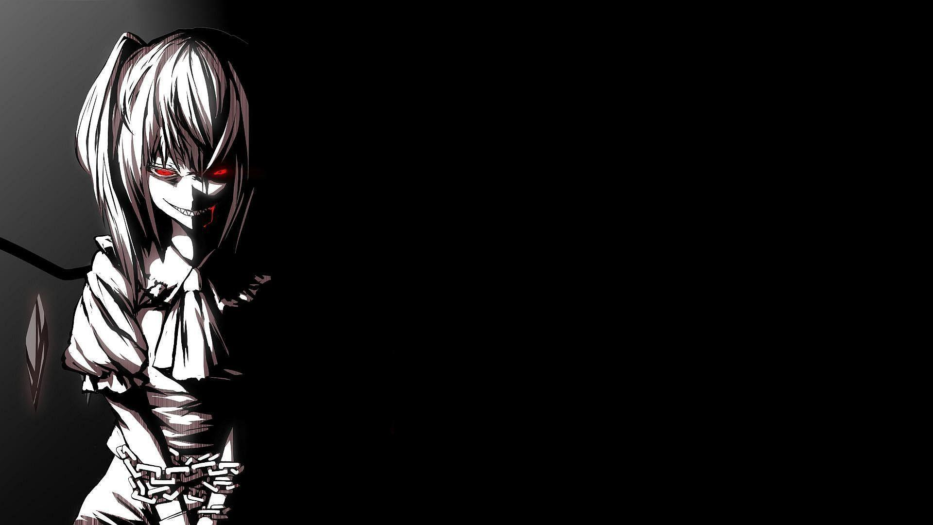 Evil Anime Face 4k Wallpapers Wallpaper Cave