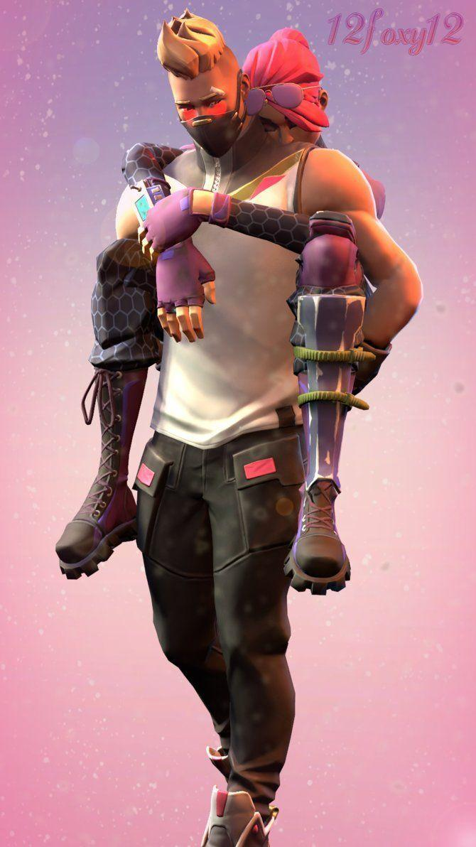Girl Fortnite Skins Wallpapers Wallpaper Cave