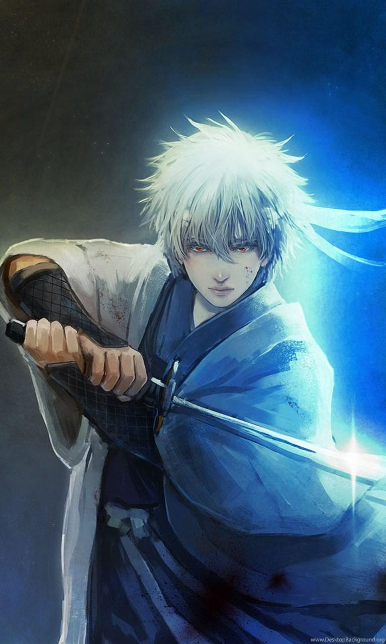 Anime Boys With Sword Wallpapers Wallpaper Cave