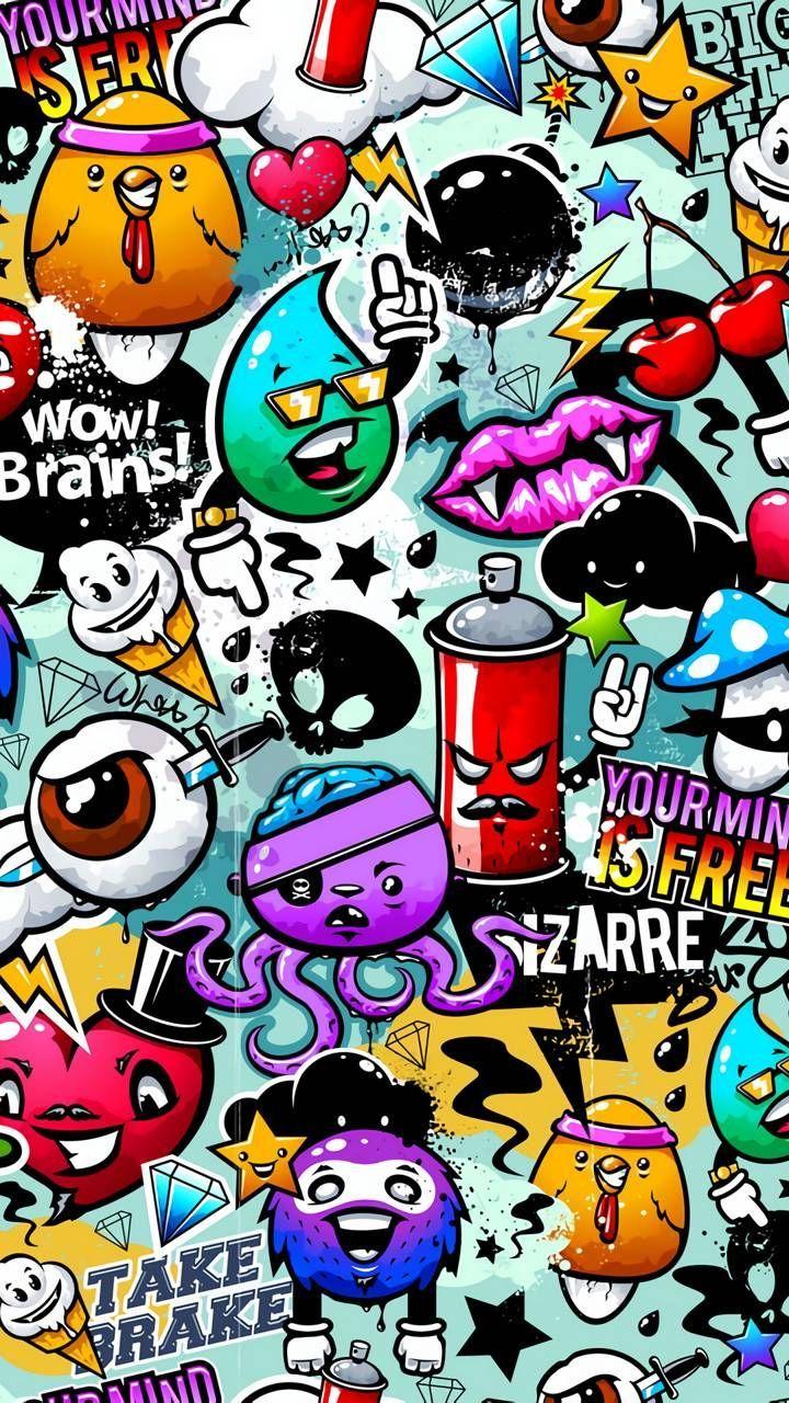 Android Custom Graffiti Wallpapers Wallpaper Cave