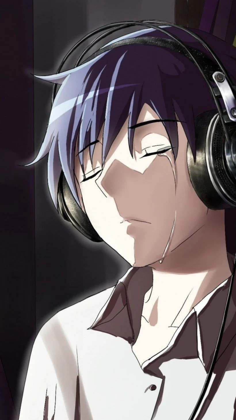 Crying Anime Boy Hd Wallpapers Wallpaper Cave