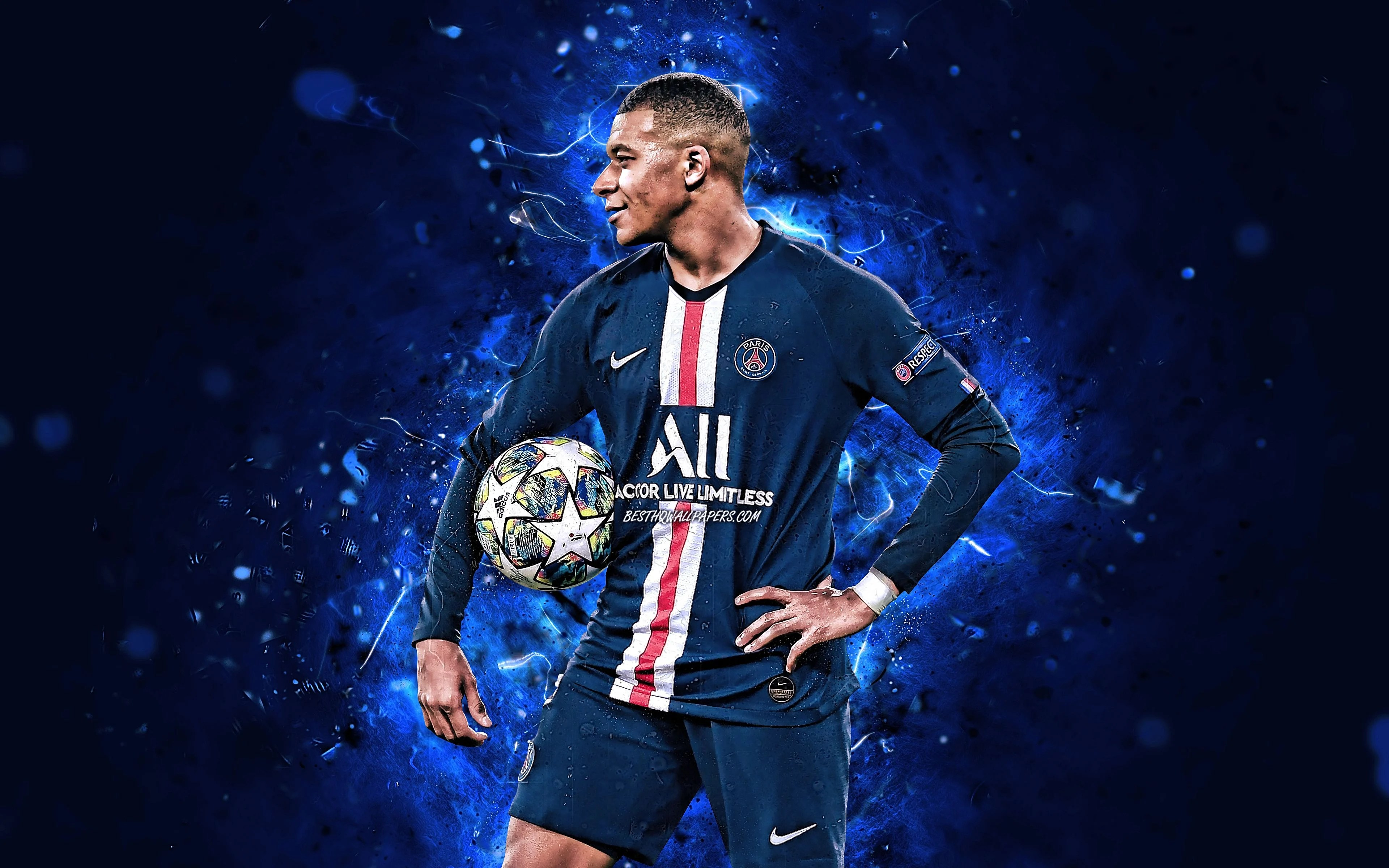 mbappe 2020 wallpapers wallpaper cave