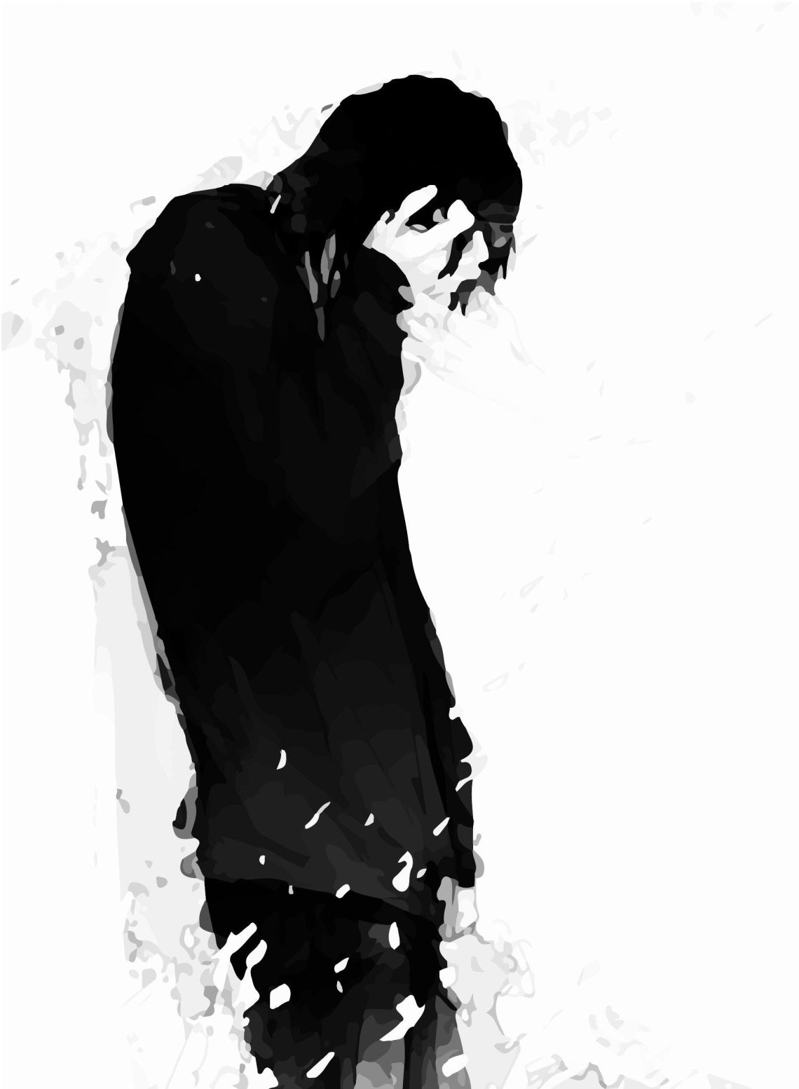 Anime Boys Crying Wallpapers Wallpaper Cave