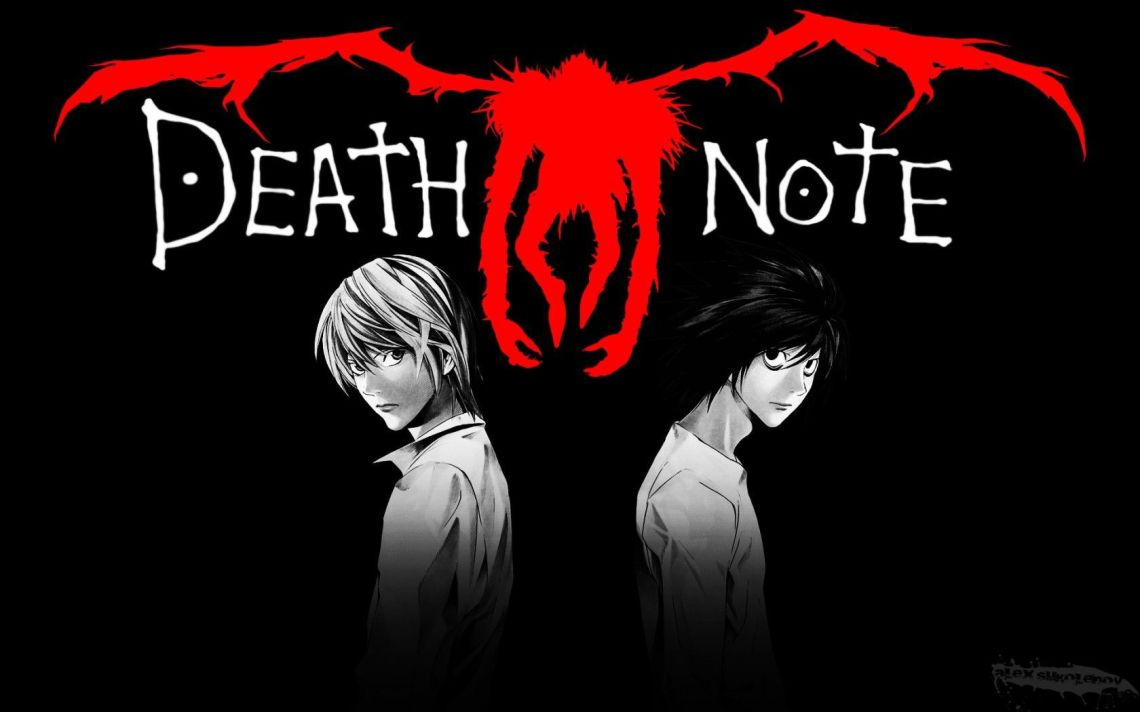 Death Note Anime Ps4 Wallpapers Wallpaper Cave
