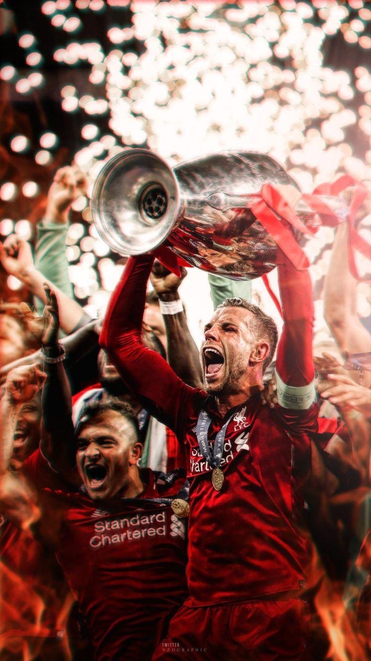Liverpool Premier League Champions Wallpapers - Wallpaper Cave