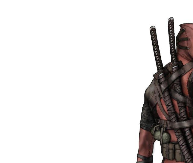 Deadpool Marvel Wallpaper 982715