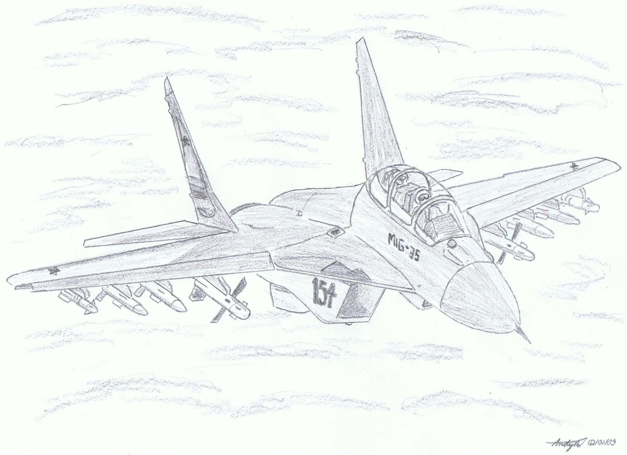 Mig 35 Wallpapers