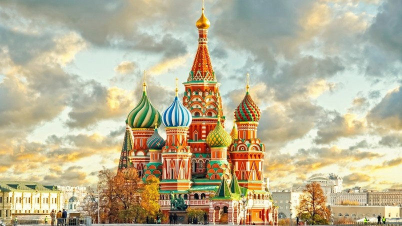 25 Russia HD Wallpapers – WallpaperFX