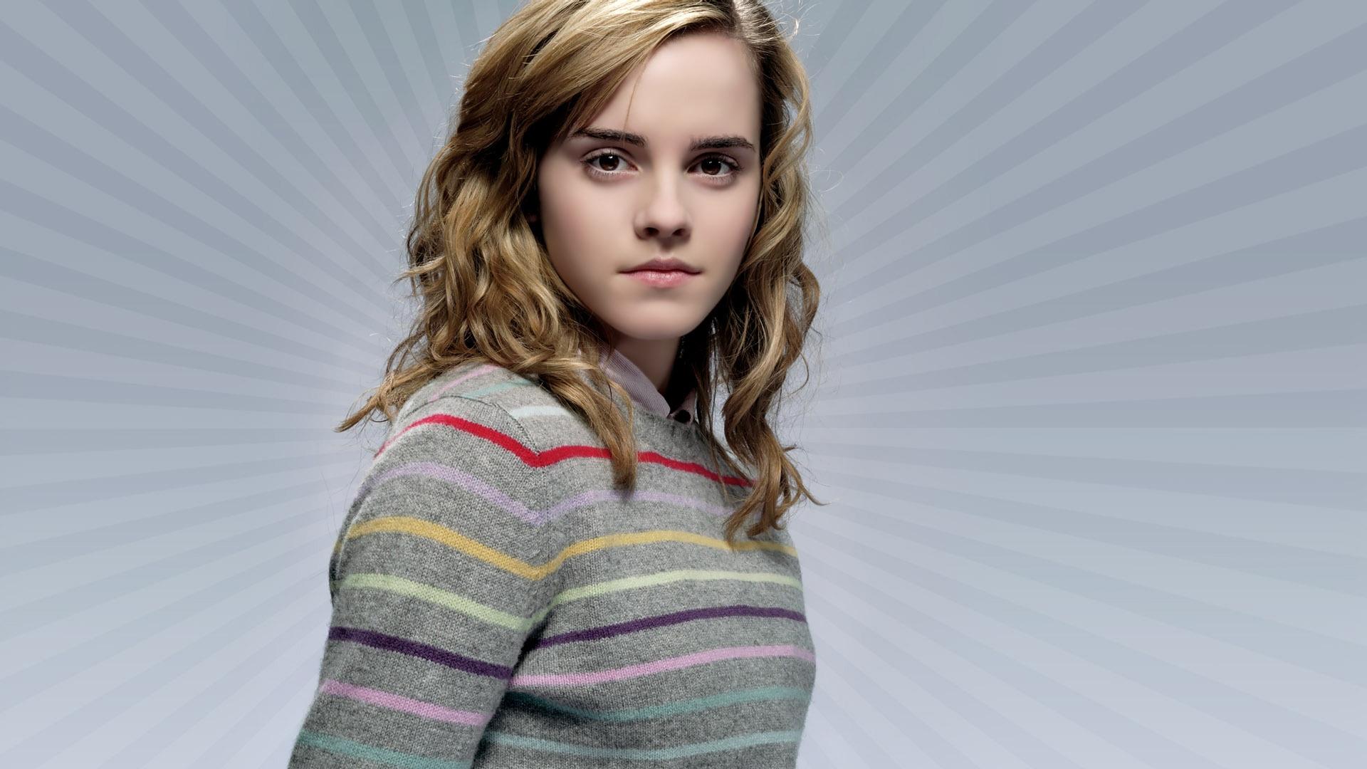 Beautiful Emma Watson 1920 X 1080 HDTV 1080p Wallpaper