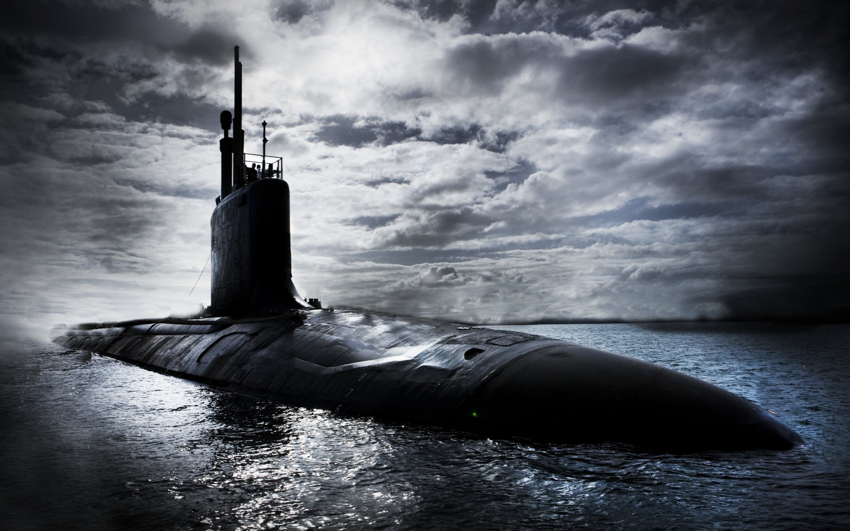 submarine hd wallpaper - wallpaperfx