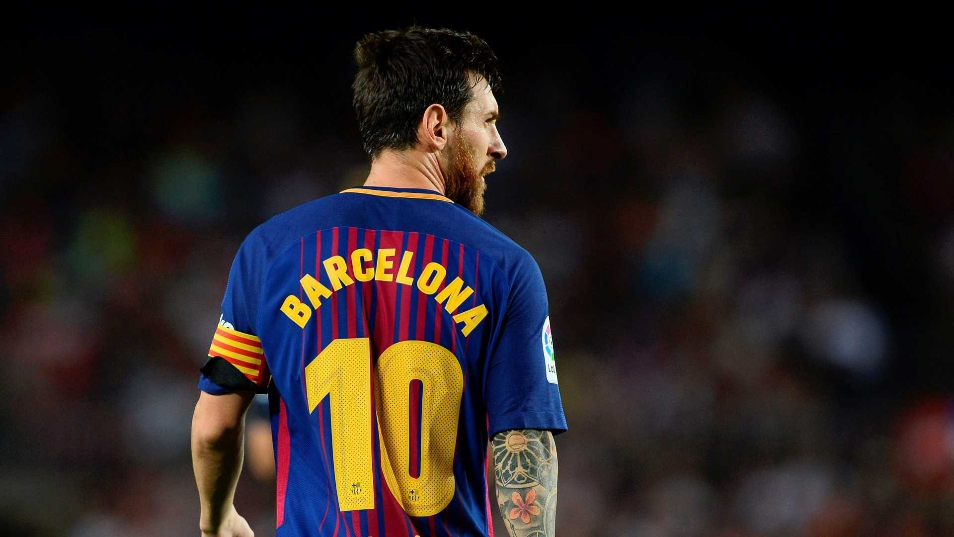 New Look 2017 Messi Wallpapers