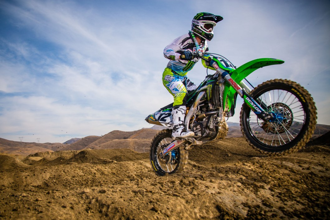 Green Monster Energy Motocross Wallpaper Wallpaperlepi