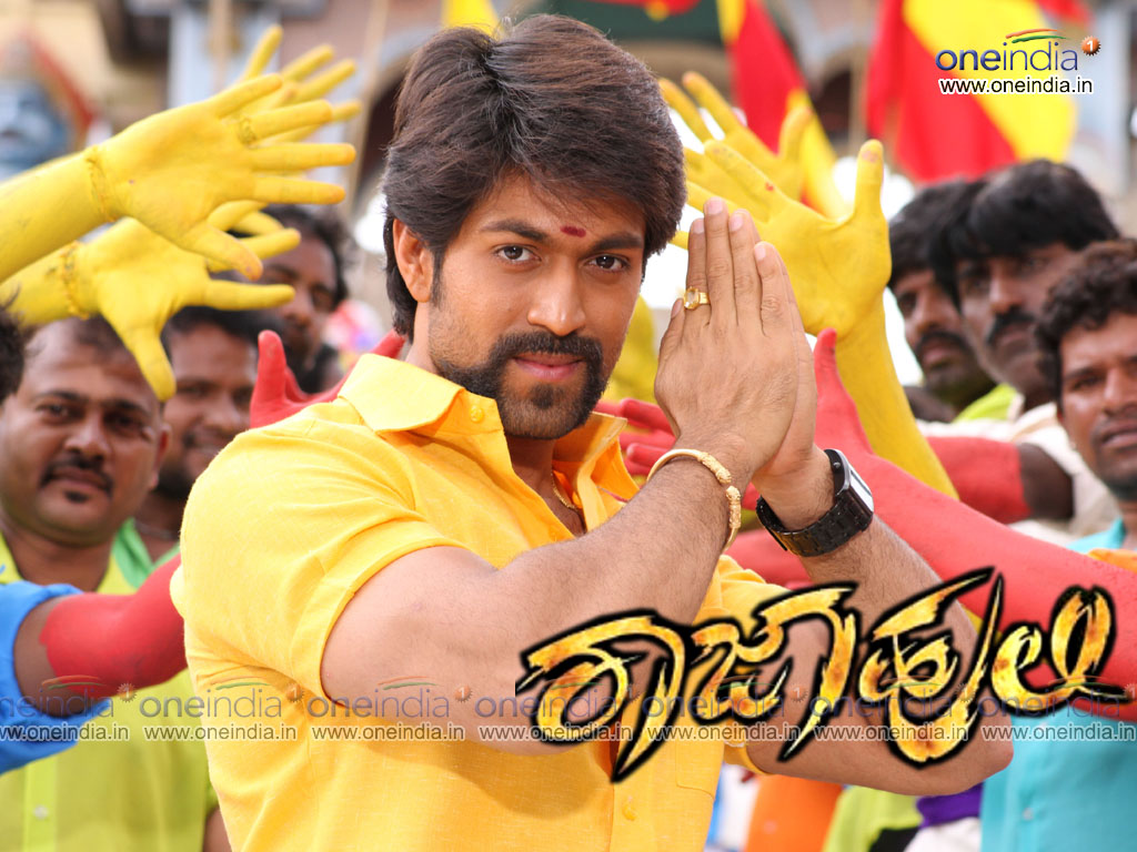 Rocking Star Yash Full Hd Wallpaper Many Hd Wallpaper