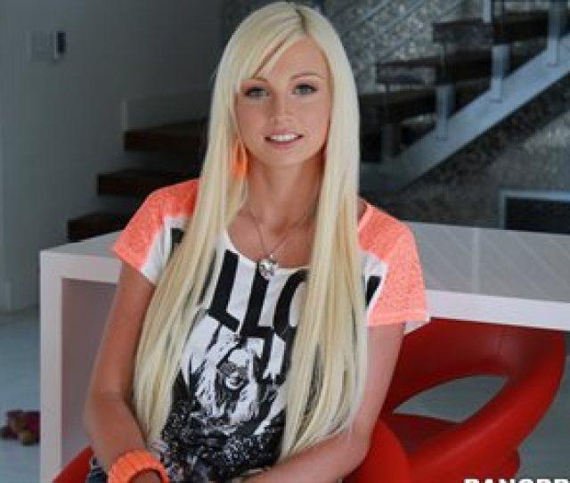 Blonde Smile Beautiful Girl Ricky Sixx Rikki Six Centerfolds