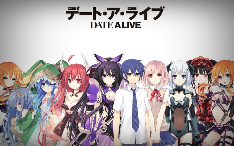 Download Wallpaper From Anime Date A Live With Tags Macbook Air