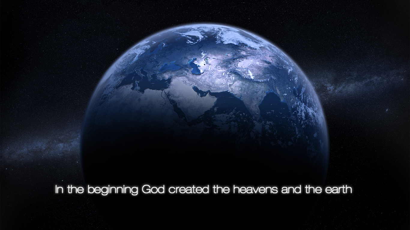 Image result for image of God creating the world