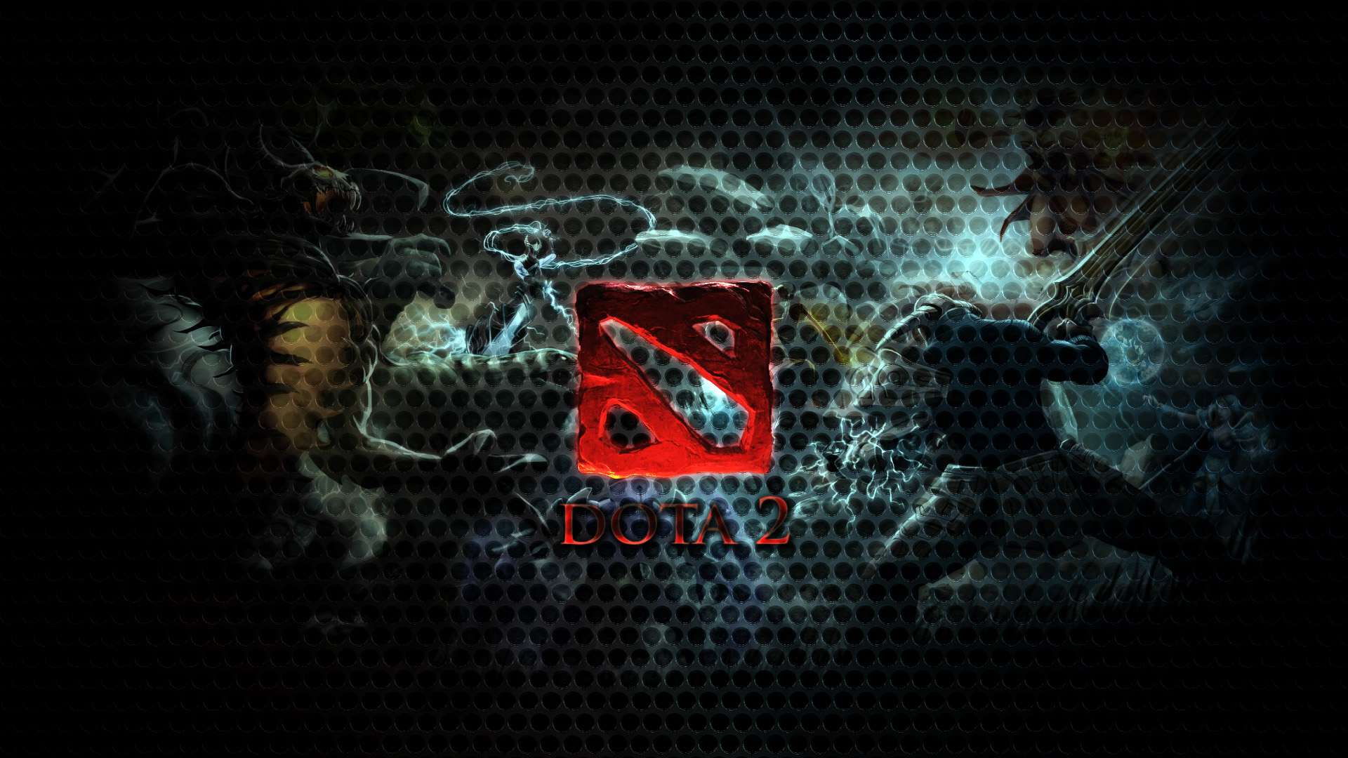 Dota 2 Logo Wallpapers HD Free Download Wallpapers Dota 2 Private Collection Background Image