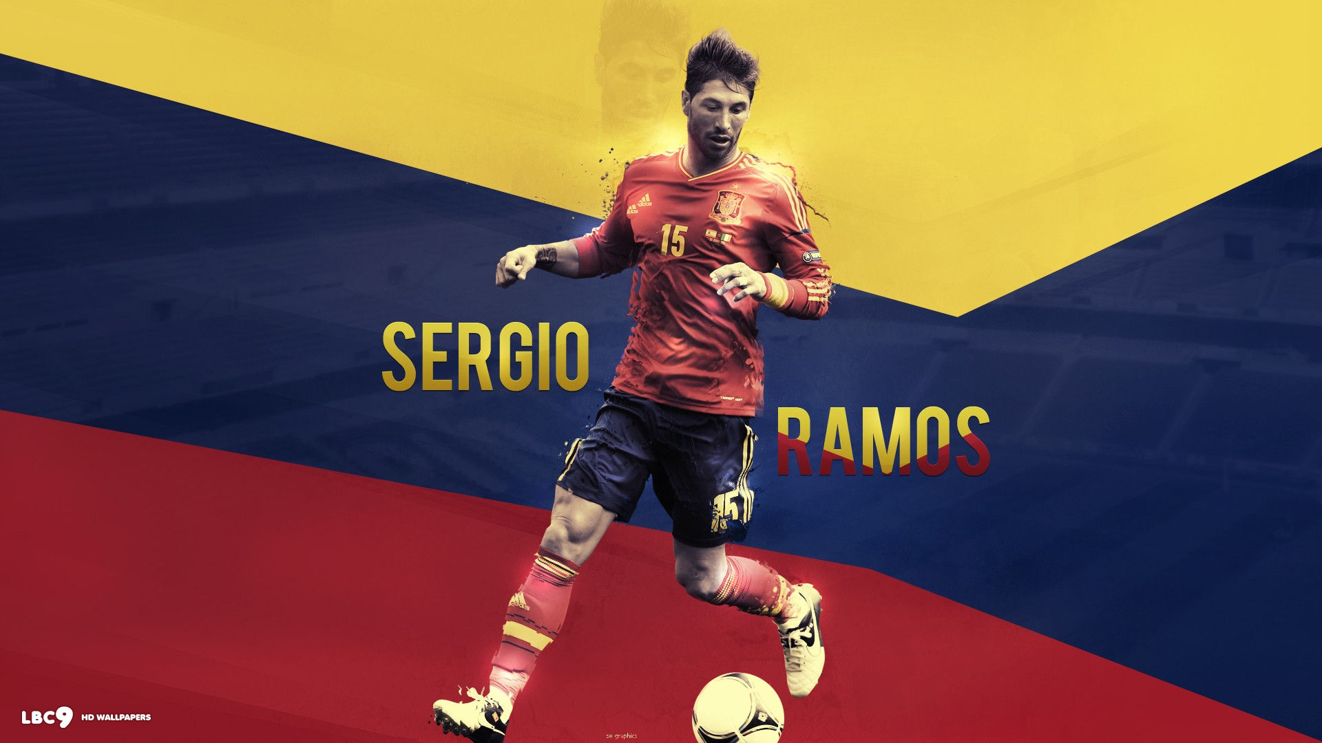 Sergio Ramos Wallpapers High Resolution And Quality Download
