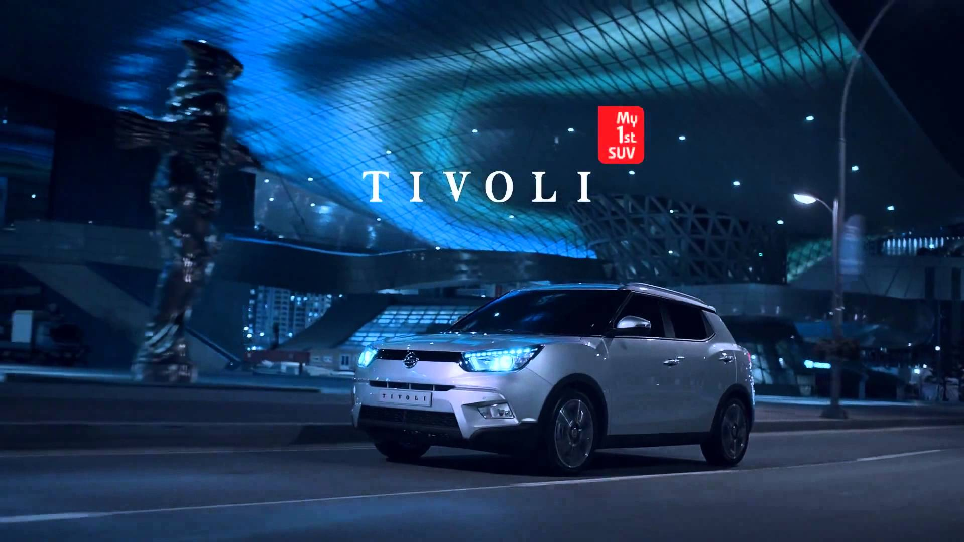Ssangyong Tivoli HD Wallpapers