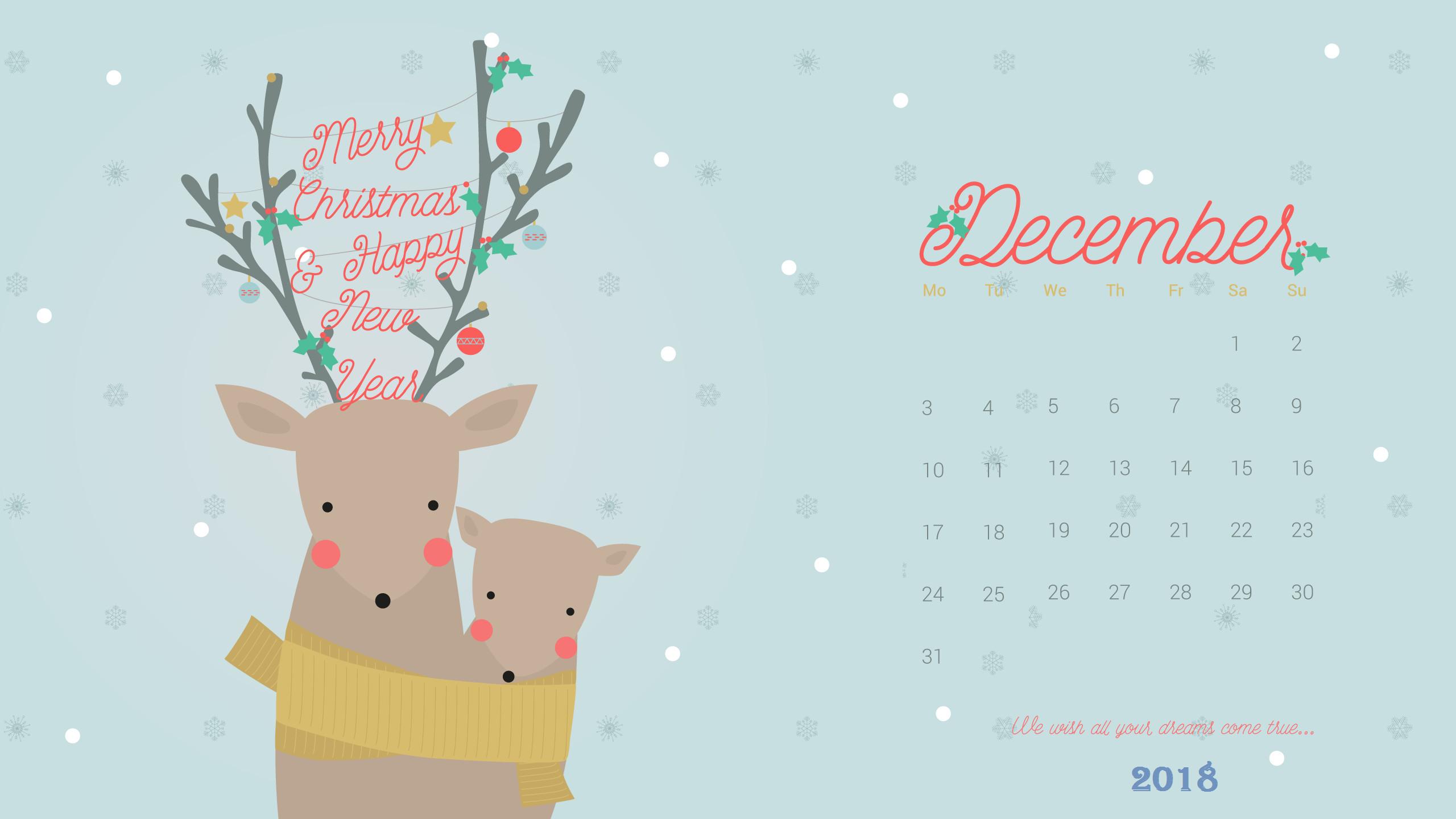 Desktop Wallpapers Calendar December 81 Pictures