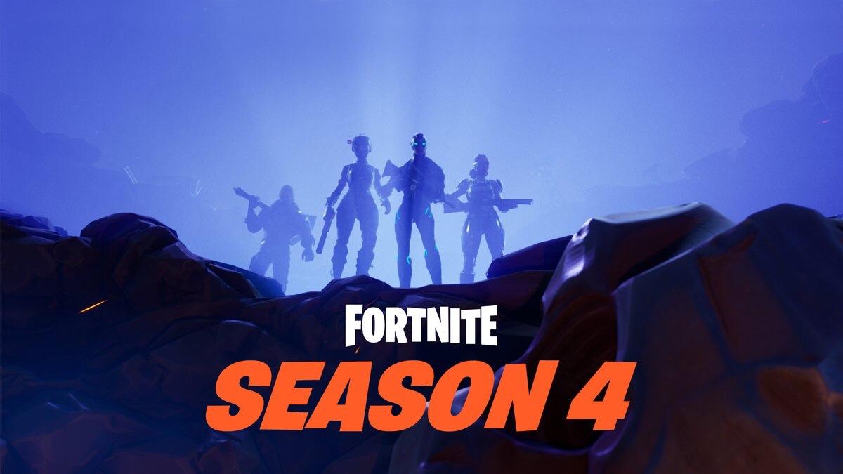 Fortnite Season 4 Poster Wallpapers: ...