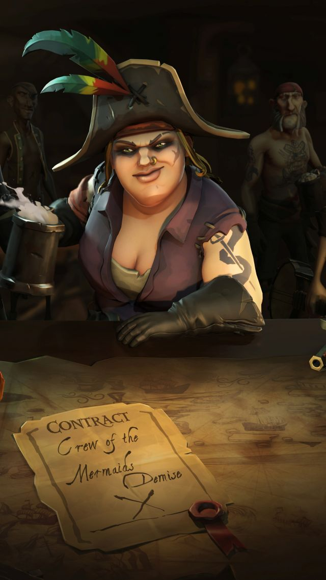 Wallpaper Sea Of Thieves Gamescom 2016 Pirates Best